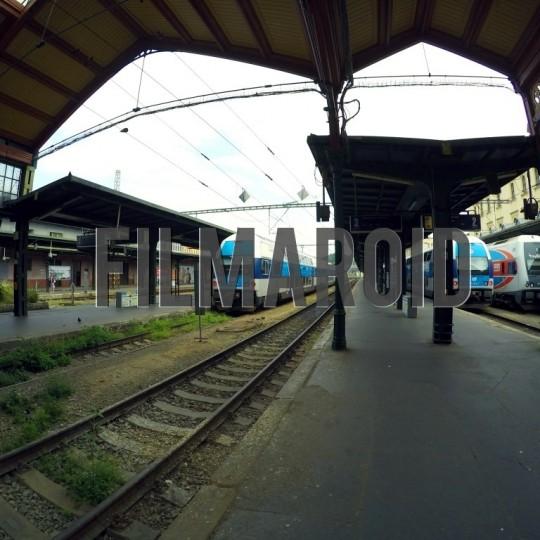 European train station platform prague - A collection of stock photos about Travel
