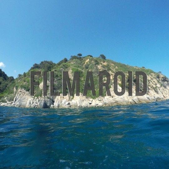 Rocky island seen from sea level - A collection of stock photos about Travel