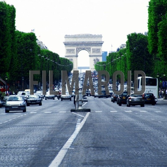 Champs elysees arc triomphe paris france - A collection of stock photos from the City of Light and Love - Paris