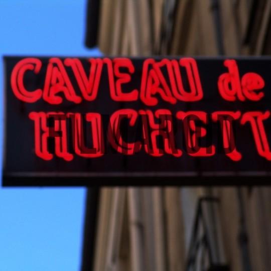 Paris caveau de huchette - A collection of stock photos from the City of Light and Love - Paris